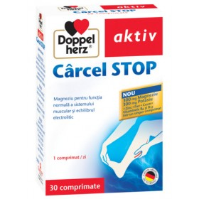 DOPPELHERZ CARCEL STOP 30 COMPRIMATE