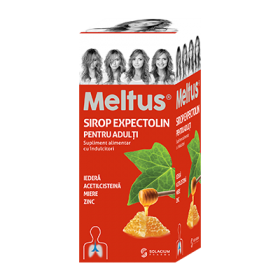 MELTUS SIROP EXPECTOLIN ADULTI 100 ML SOLACIUM