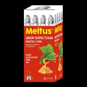 MELTUS SIROP EXPECTOLIN COPII 100 ML SOLACIUM