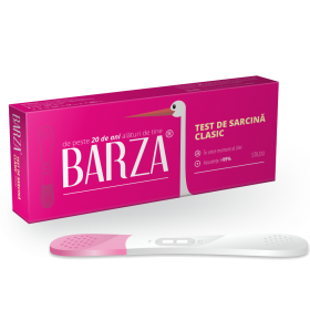 BARZA TEST DE SARCINA CLASIC STILOU