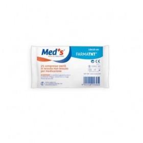 Comprese Sterile netesute pliate FARMATNT 10X10 MED