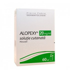 ALOPEXY 20mg/ml x 1