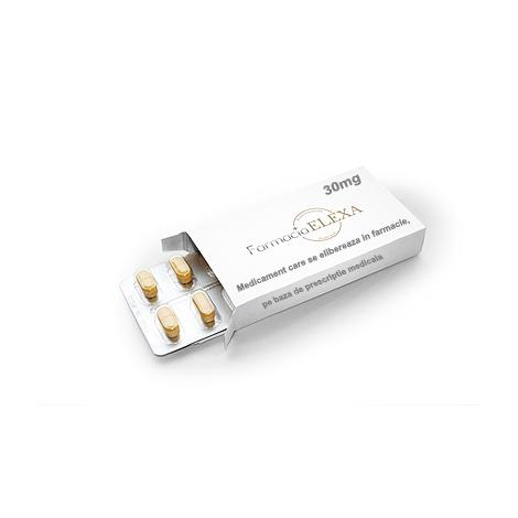 TRIMETAZIDINA LPH 35 mg x 60
