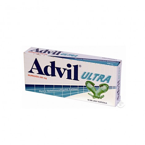 ADVIL ULTRA x 10