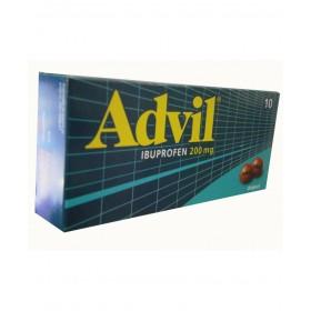ADVIL x 10