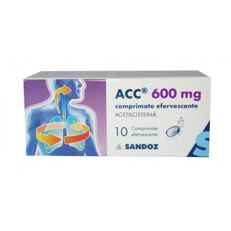 ACC 600 mg x 10