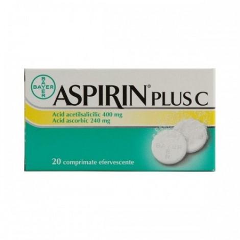 ASPIRIN PLUS C x 20