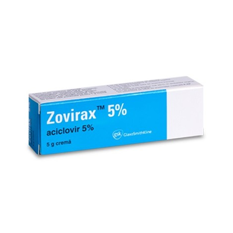 ZOVIRAX x 1