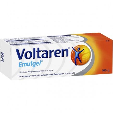VOLTAREN EMULGEL 11,6 mg/g x 1