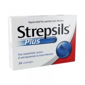 STREPSILS® PLUS x 24