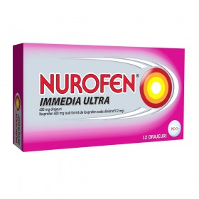 NUROFEN IMMEDIA ULTRA 400 mg x 12