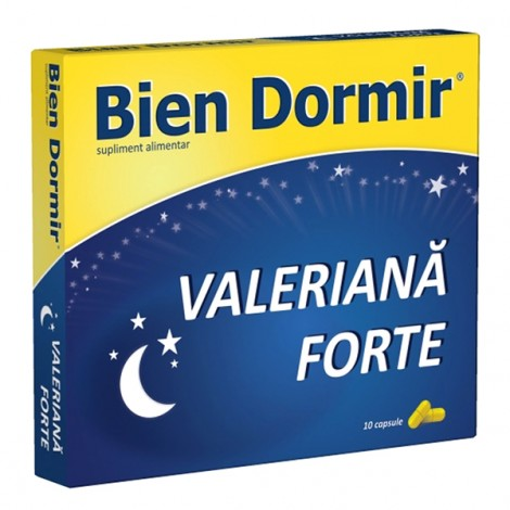 BIEN DORMIR VALERIANA FORTE 10 CAPSULE FITERMAN