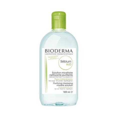 BIODERMA SEBIUM H2O 500ML