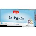 BIOLAND CALCIU MAGNEZIU ZINC X 30 COMPRIMATE