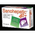 ZDROVIT SANOHEPATIC 40+ X 30 CAPSULE
