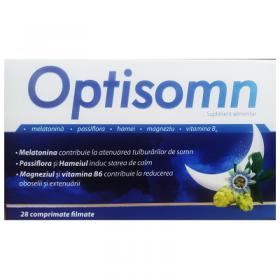 ZDROVIT OPTISOMN X 28 COMPRIMATE