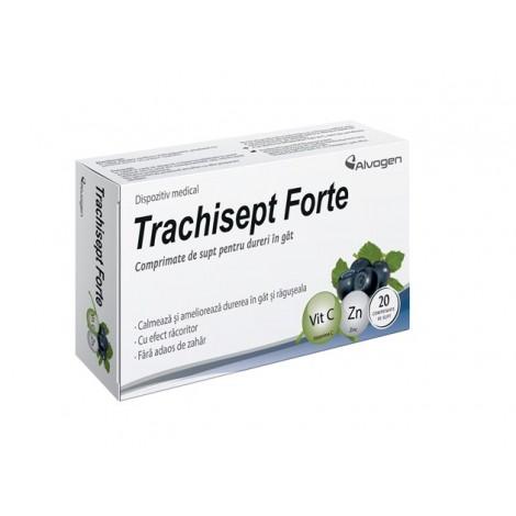 TRACHISEPT FORTE 20 COMPRIMATE