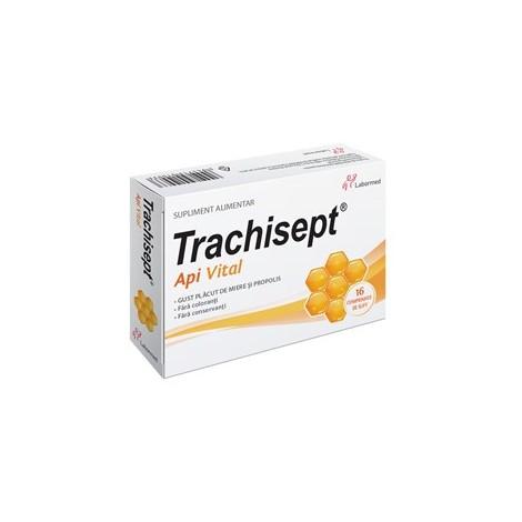 TRACHISEPT API VITAL X 16 COMPRIMATE