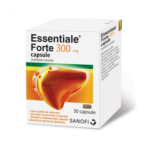 ESSENTIALE FORTE 300 mg x 30