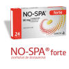 NO SPA FORTE 80 mg x 24