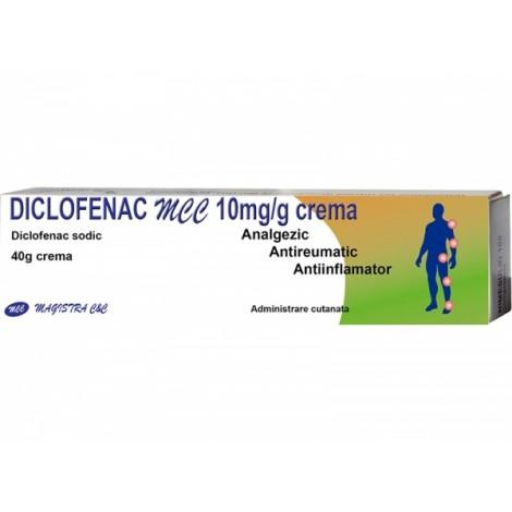 DICLOFENAC MCC 10 mg/g x 1