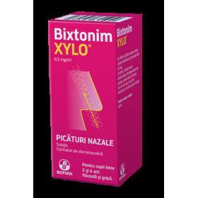 BIXTONIM XYLO 0,5 mg/ml x 1