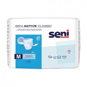 SENI ACTIVE CLASSIC MEDIUM NR 2 X 10 BUCATI