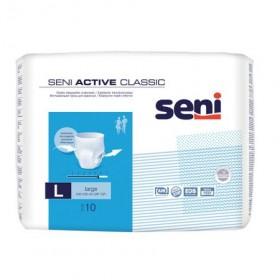 SENI ACTIVE CLASSIC LARGE NR 3 X 10 BUCATI