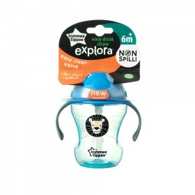 Tommee Tippee EXPLORA CANA EASY DRINK CU PAI